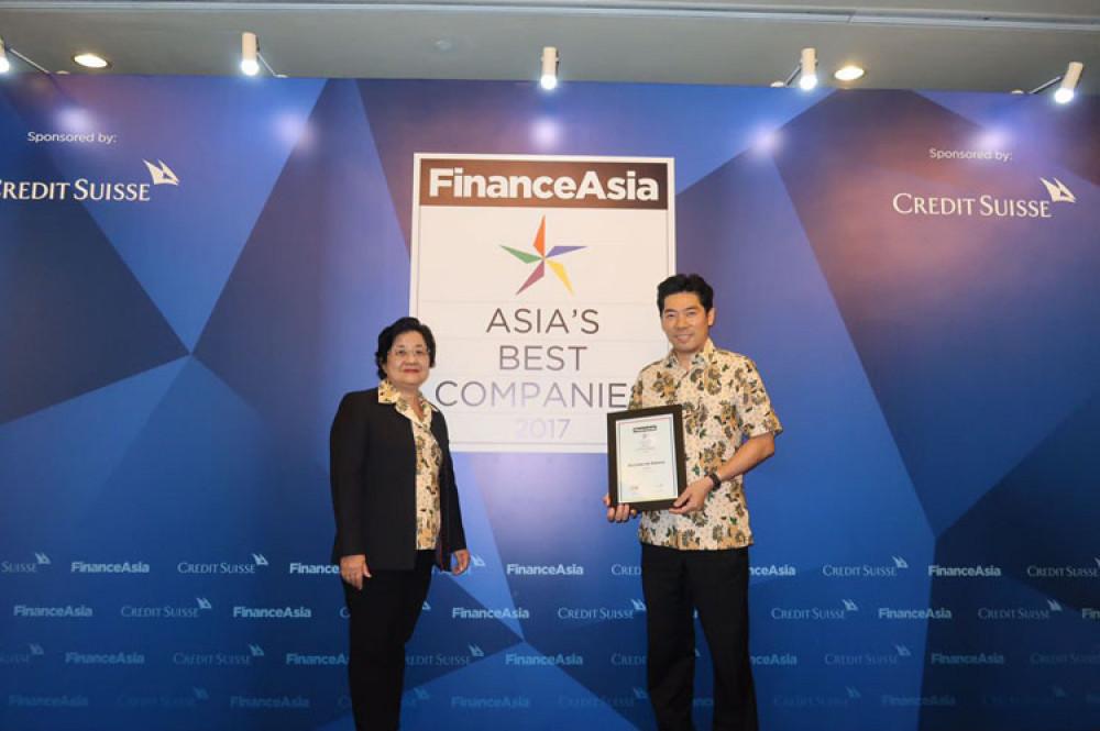 Wismilak Raih Peringkat 1 Asia's Best Companies 2017 (Kategori Small-Cap)