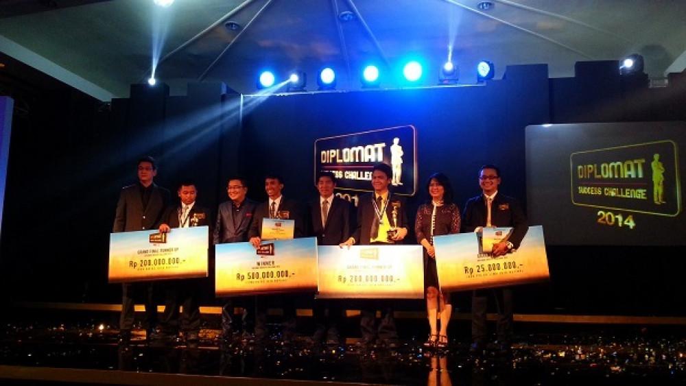 Diplomat Success Challenge 2014 Ryan Ade Pratama Menjadi Pemenang DSC 2014