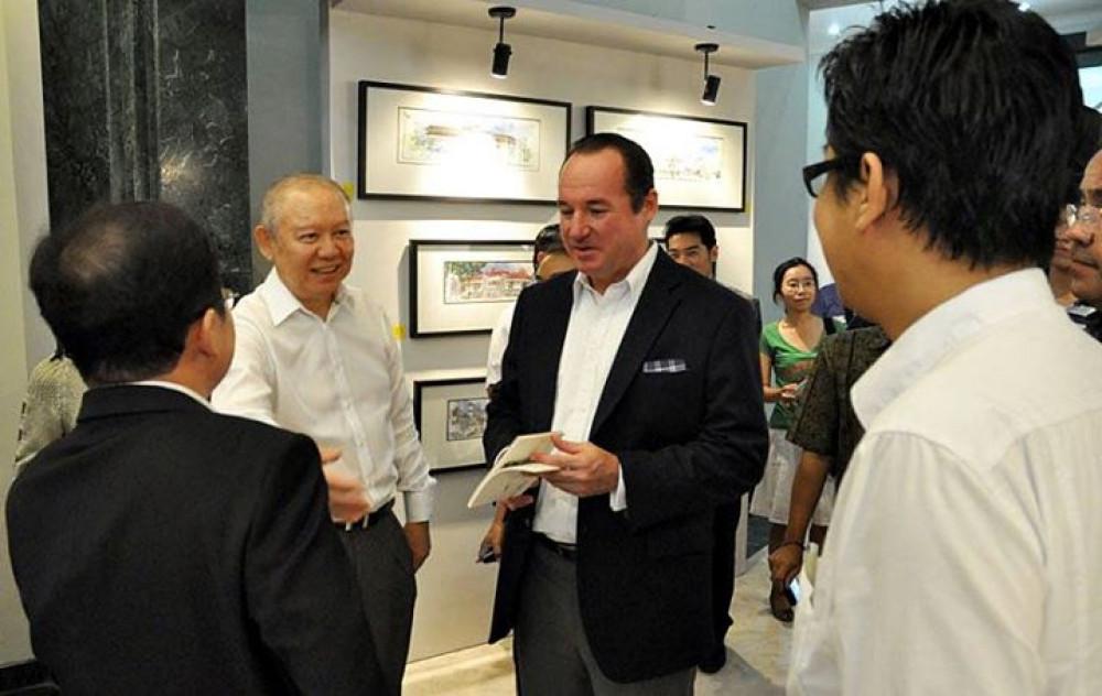 PARADOX: Sketches Exhibition of LK Bing and Sudarman Angir