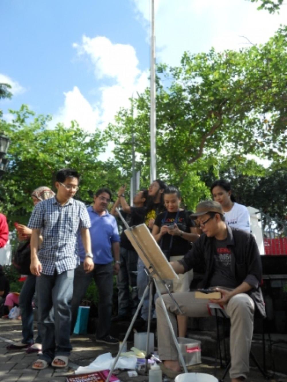 Surabaya Urban Sketcher