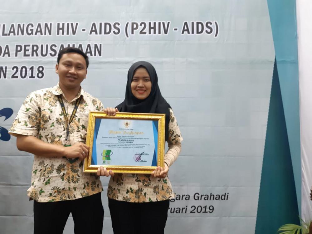 Wismilak Raih Penghargaan K3 di 2019