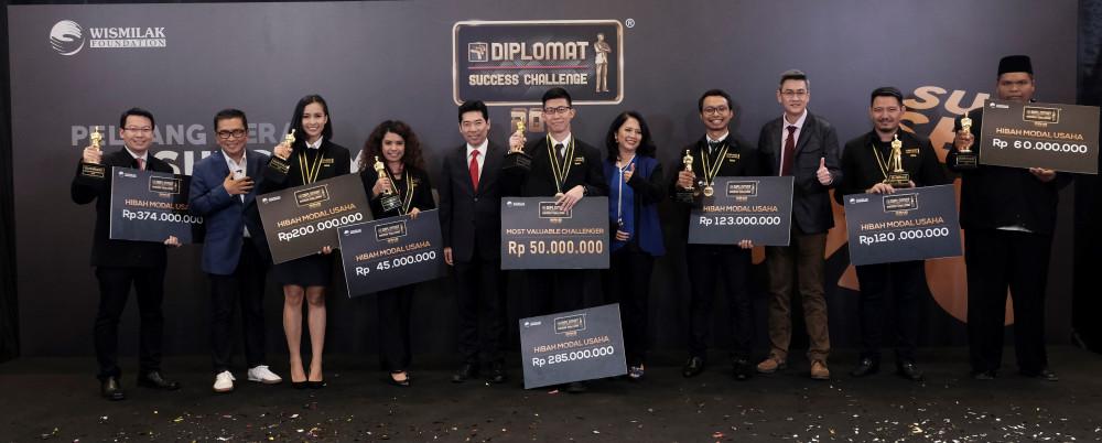 Puncak Acara Diplomat Success Challenge