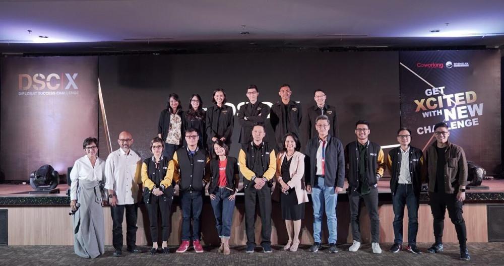 Kick Off Diplomat Success Challenge 2019 (DSC|X)
