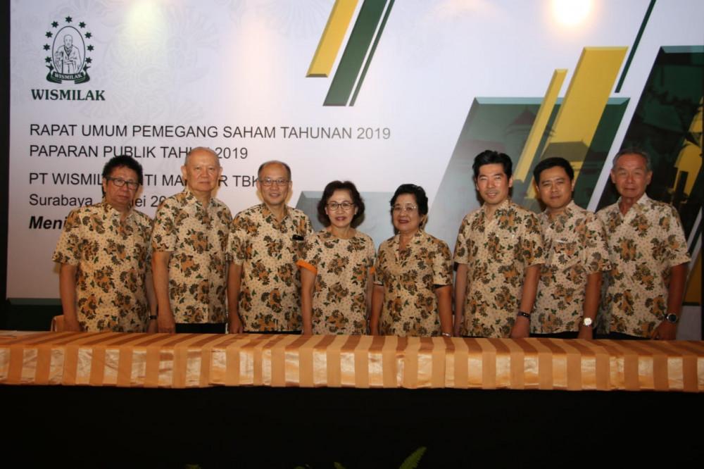 2019 Wismilak Annual General Meeting Of Shareholders