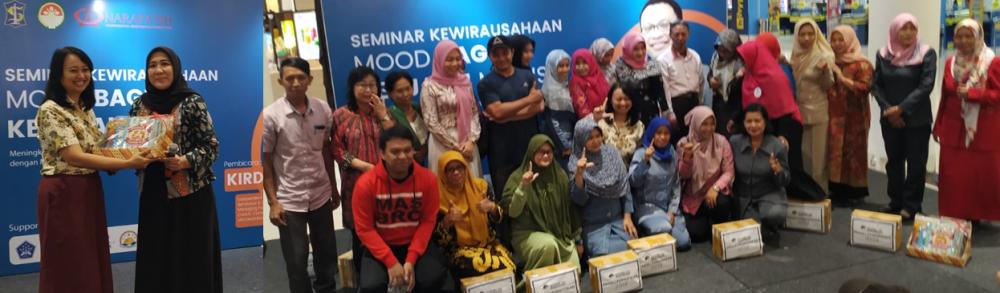 Dukungan Literasi Membaca Untuk Surabaya