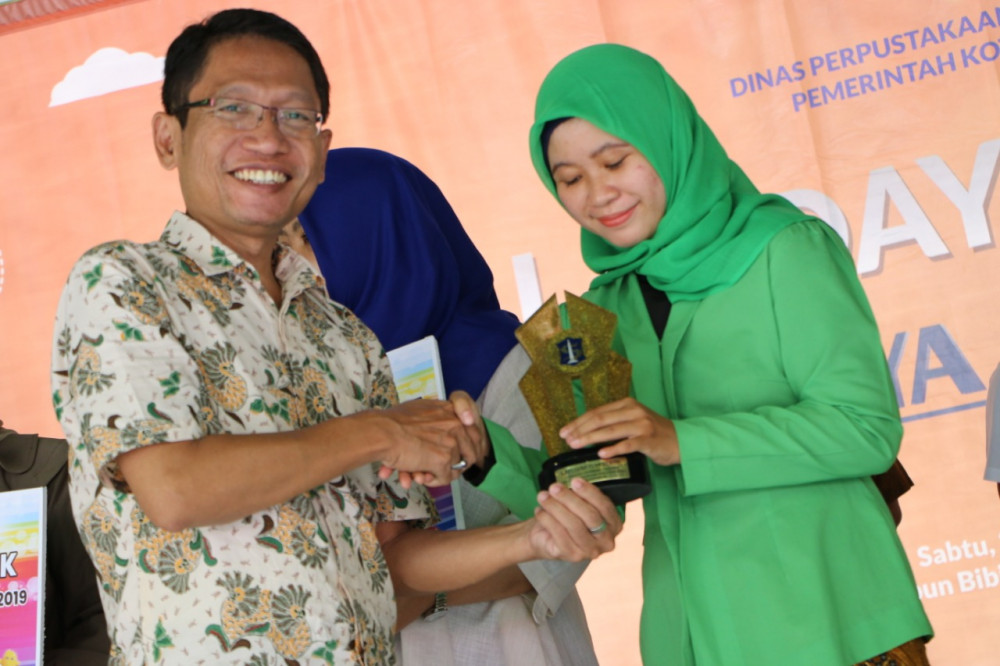 Festival Budaya Pustaka Surabaya