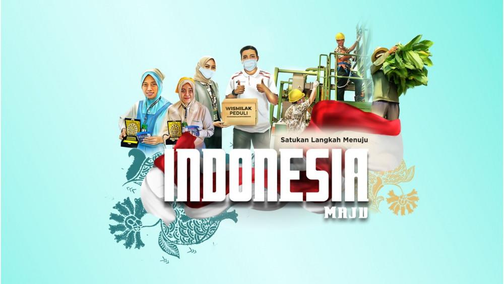Satu Langkah Menuju Indonesia Maju